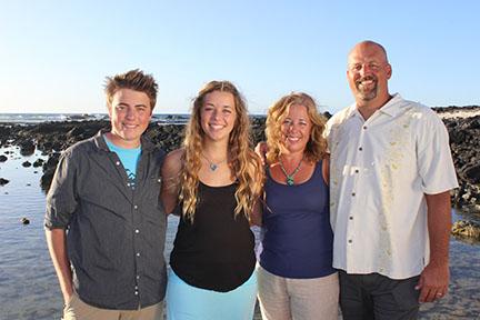 Bob Furneisen Big Island Realtor Family Photo