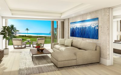 Hapuna Beach Residences at Mauna Kea Resort  –  Residence Number A12