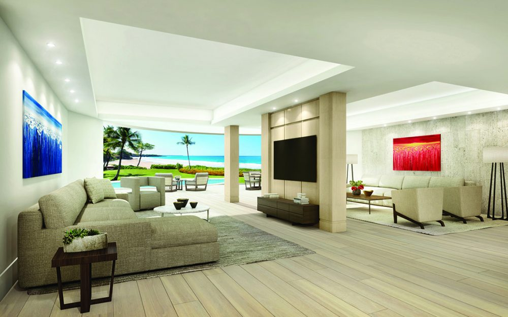 Hapuna Beach Residences at Mauna Kea Resort